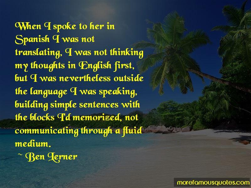 Simple Sentences Quotes Pictures 3