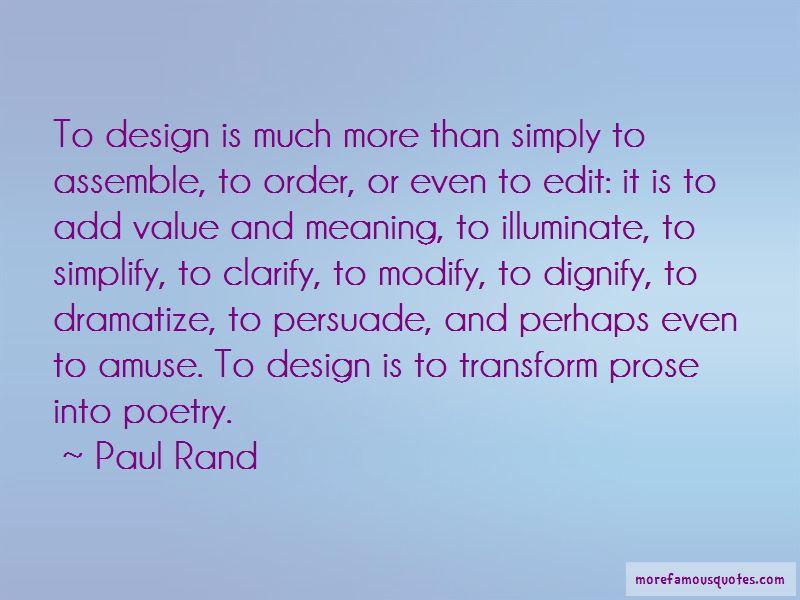 Simplify Design Quotes Pictures 4