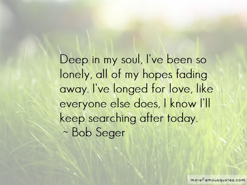 Soul Searching Love Quotes
