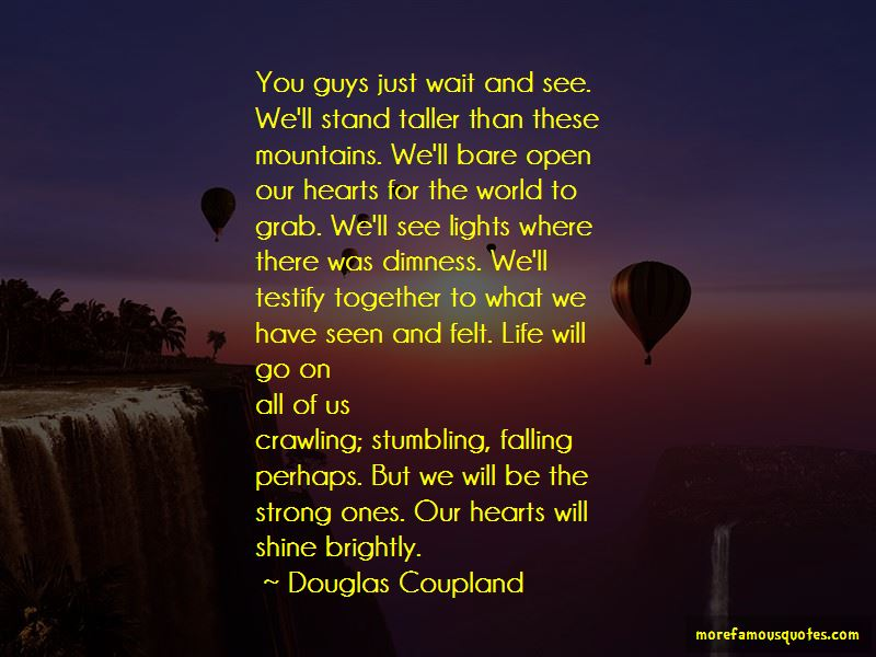 Stand Taller Quotes
