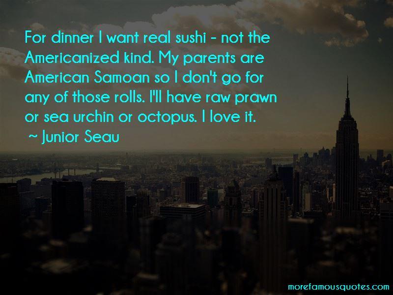 Sushi Rolls Quotes