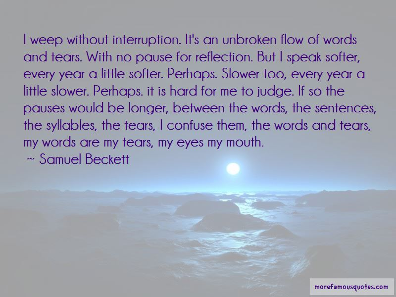 Tears My Eyes Quotes