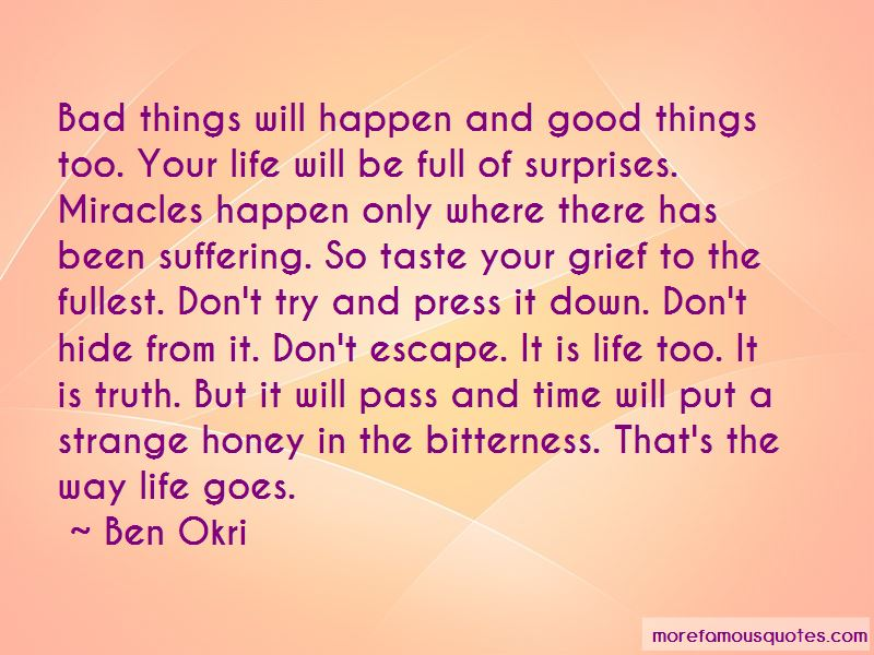 That's The Way Life Goes Quotes