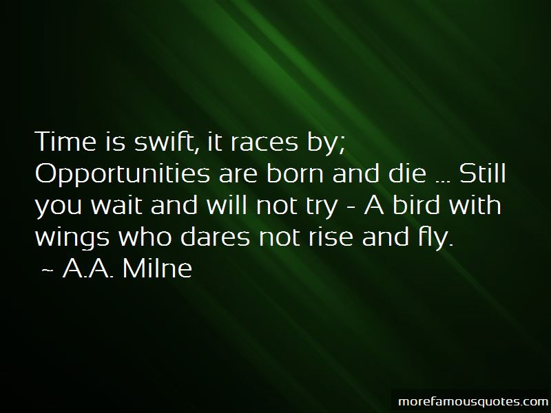 Time Will Not Wait Quotes Pictures 2