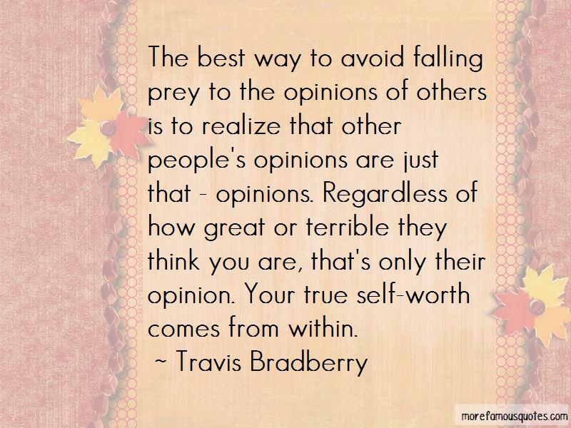 True Self Worth Quotes
