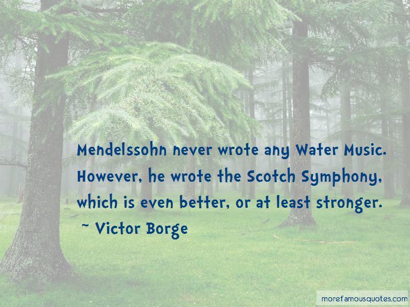 Water Music Quotes