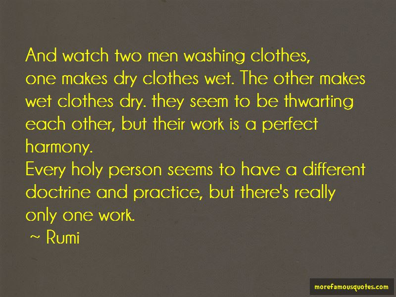 Wet Clothes Quotes