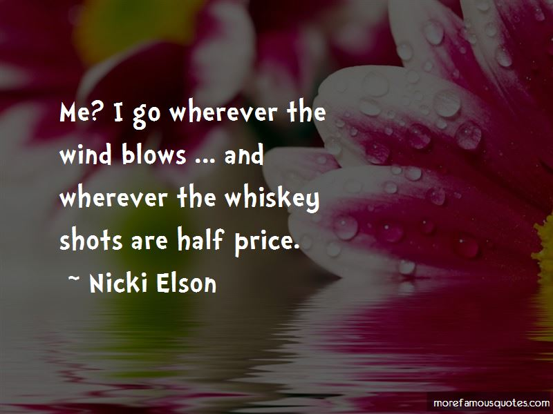Wherever The Wind Blows Quotes