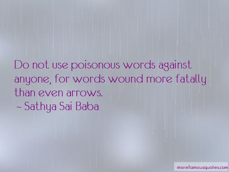 Words Wound Quotes Pictures 2
