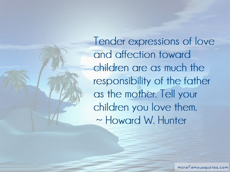 Your Tender Love Quotes Pictures 2