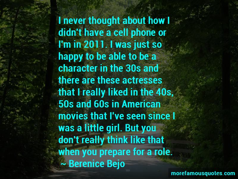 50's Actresses Quotes