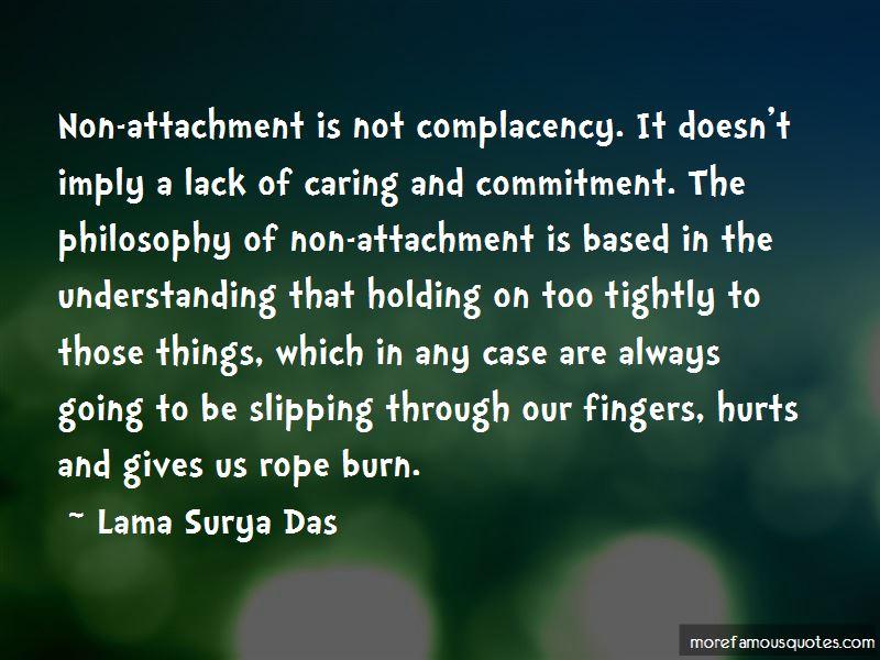 Attachment Hurts Quotes