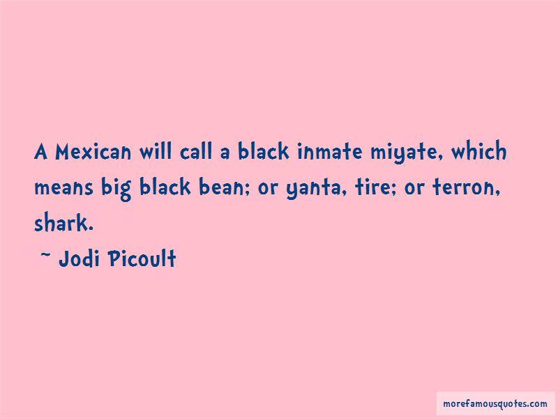 Black Bean Quotes
