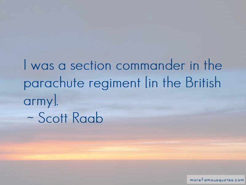 British Parachute Regiment Quotes