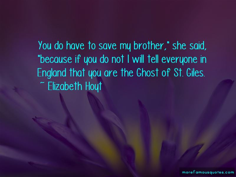 Brother Giles Quotes