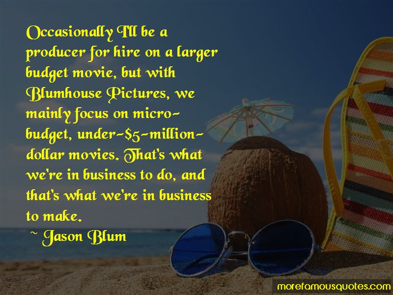 Business Budget Quotes