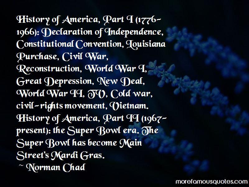 Civil War Reconstruction Era Quotes