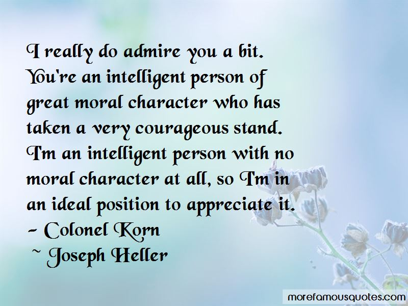 Colonel Korn Quotes
