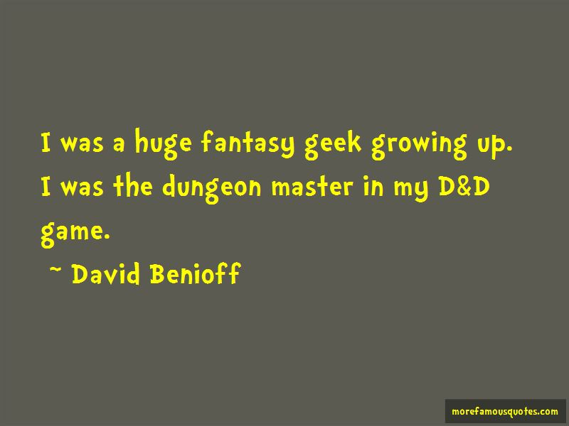 Dungeon Master Quotes: top 7 quotes about Dungeon Master ...