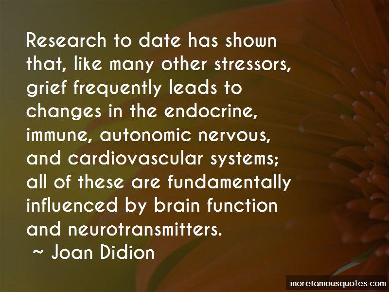 Endocrine Quotes