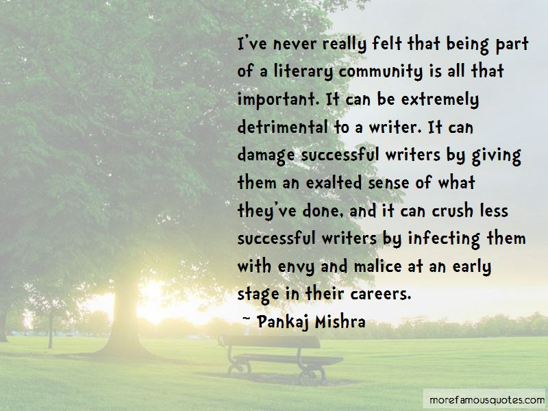 Exalted Writer Quotes
