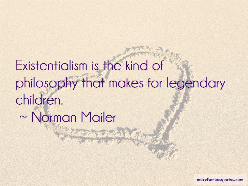 Existentialism Philosophy Quotes