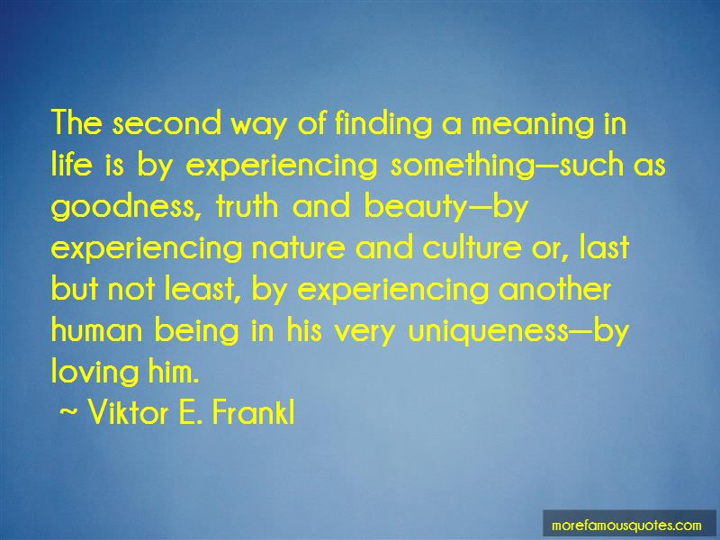 Experiencing Culture Quotes Pictures 3