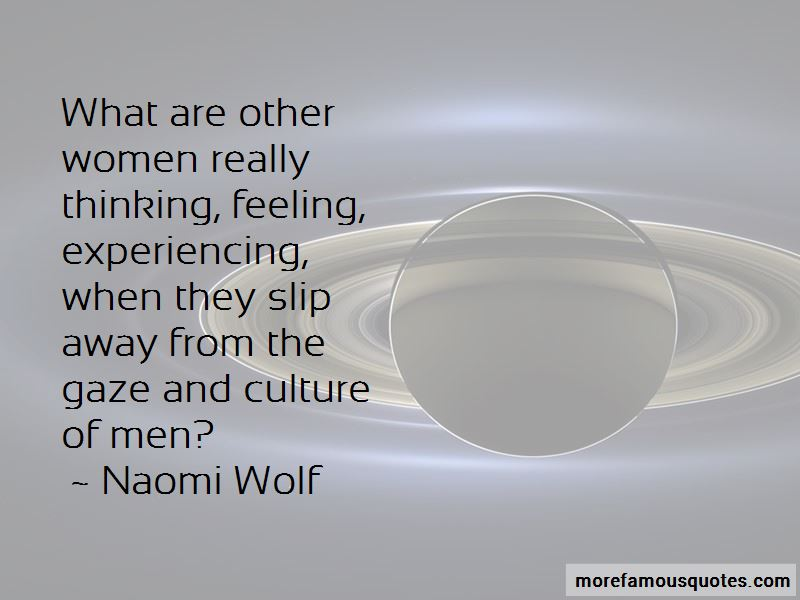 Experiencing Culture Quotes