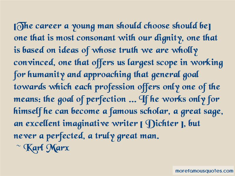 Famous Working Man Quotes