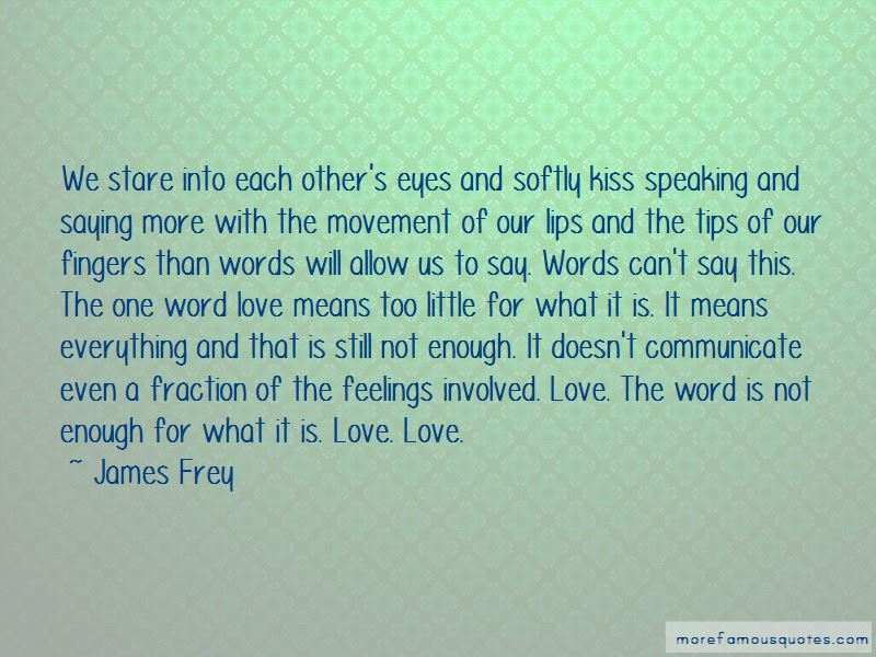 Feelings Involved Quotes Pictures 3