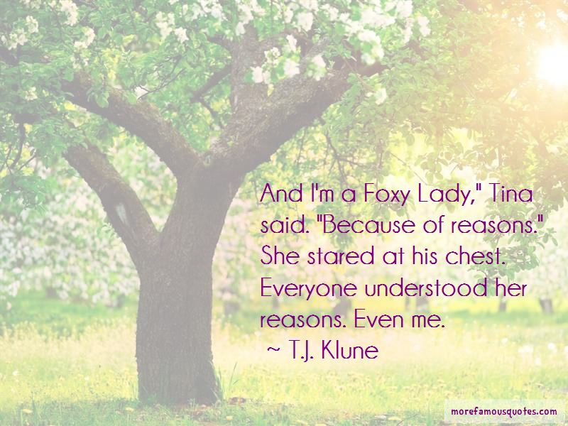 Foxy Lady Quotes Pictures 2