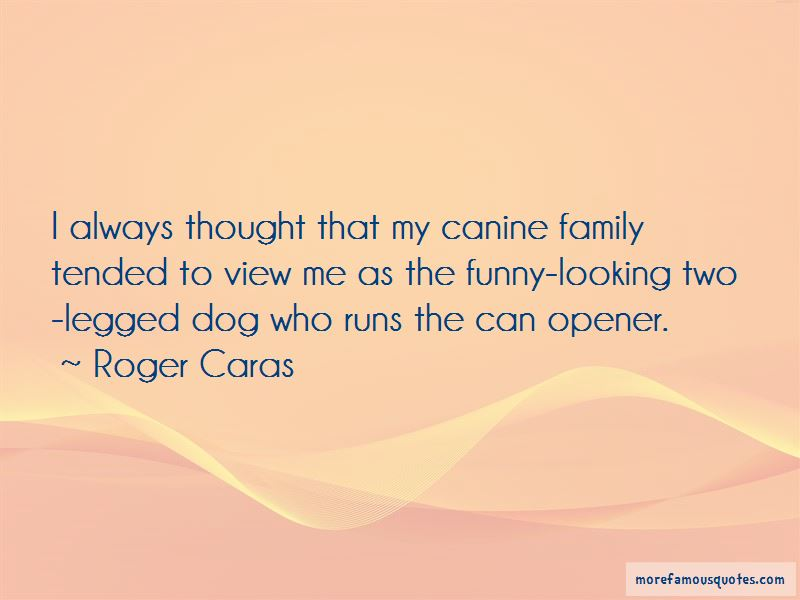 Funny Canine Quotes
