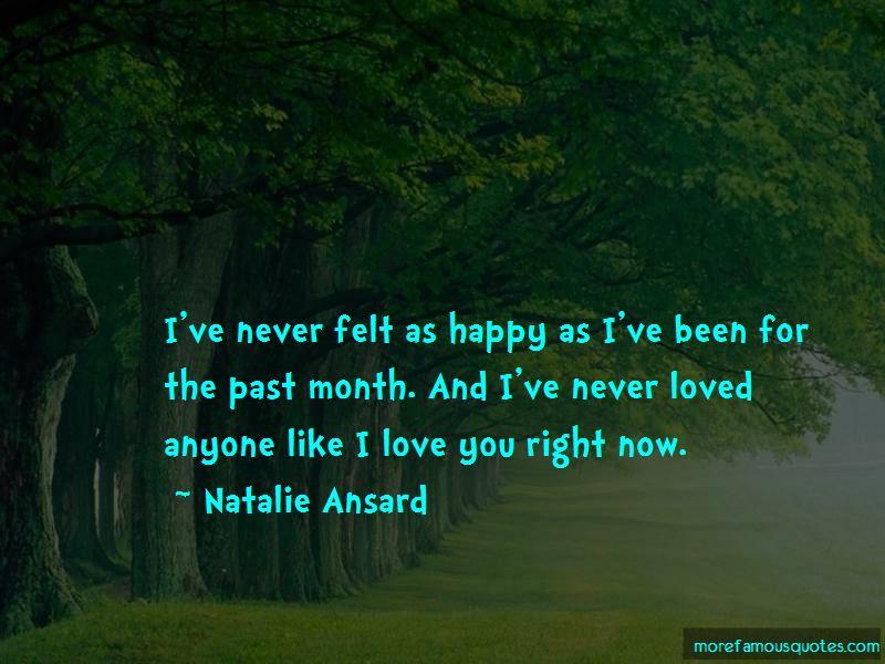 Happy Love Month Quotes