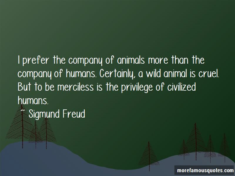 Humans Are Cruel To Animals Quotes