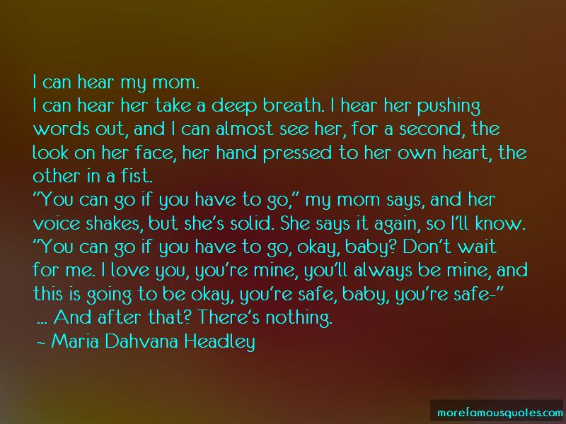 If You Were My Baby Quotes Pictures 2