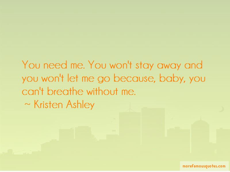 If You Were My Baby Quotes