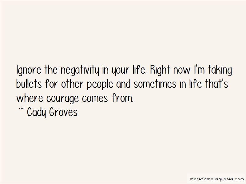 Ignore Negativity Quotes