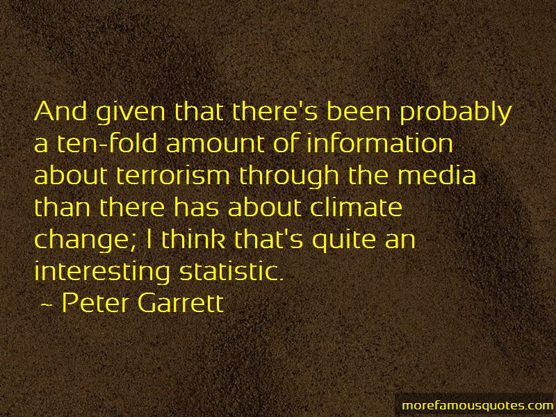 Interesting Statistic Quotes