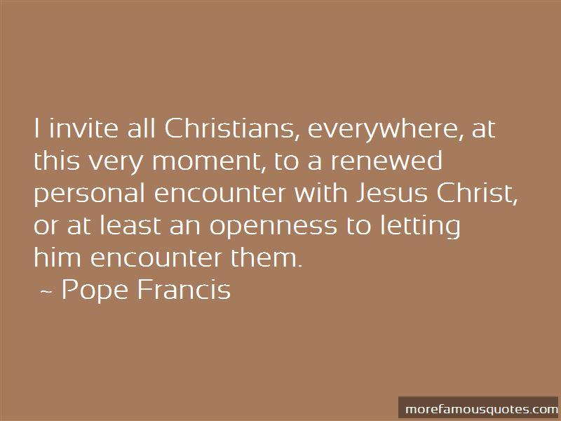 Jesus Encounter Quotes Pictures 3