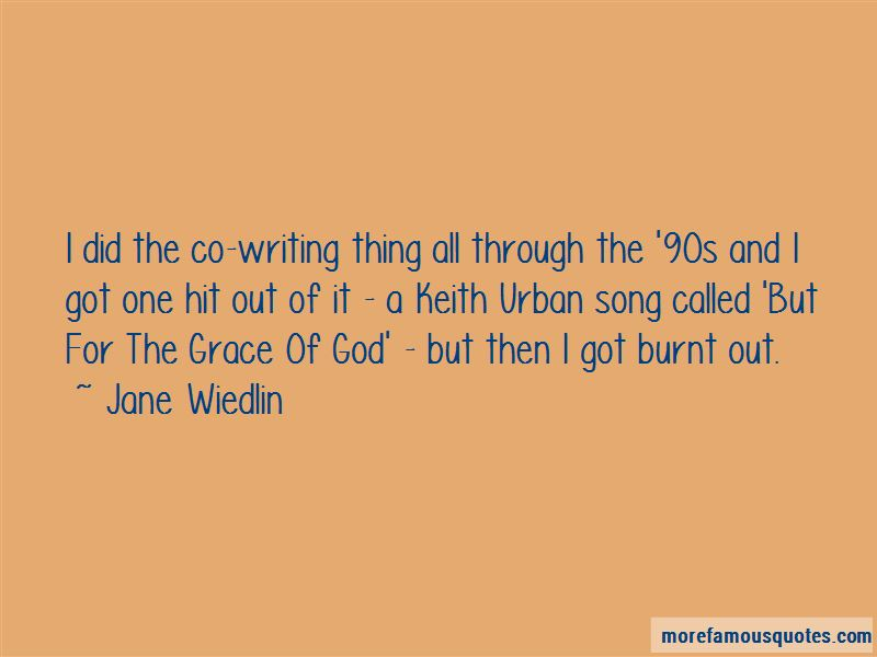 Keith Urban Song Quotes