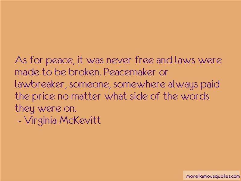Lawbreaker Quotes
