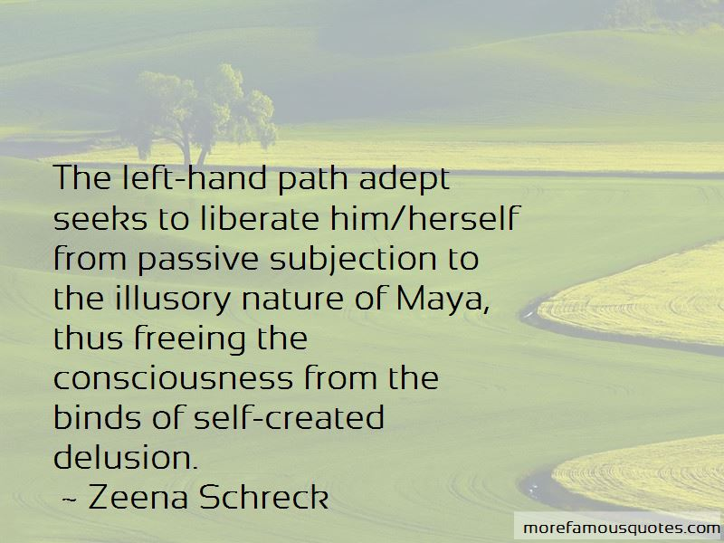 Left Hand Path Quotes Pictures 3