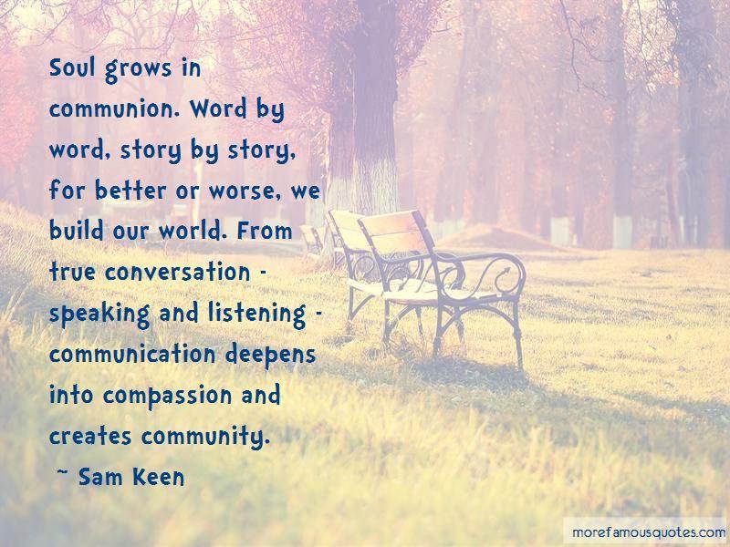 Listening Communication Quotes