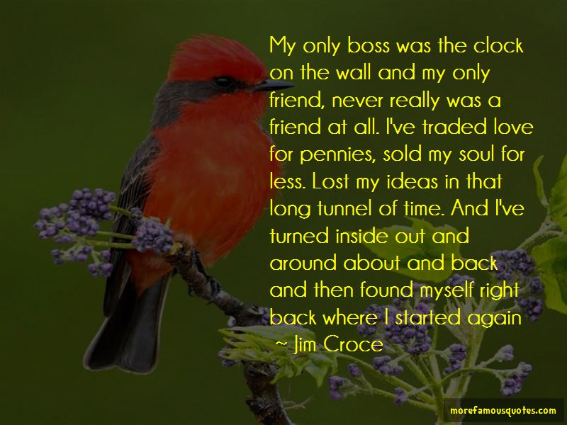 Lost Friend Found Quotes