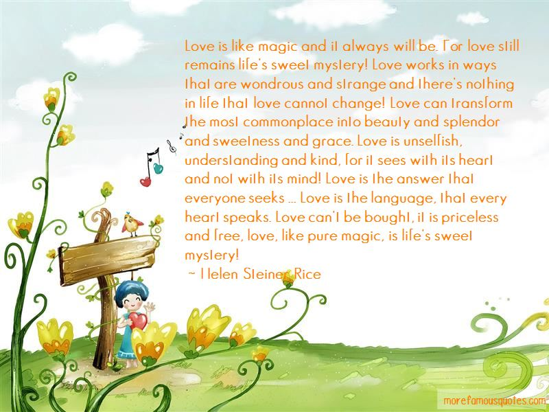 Love Can Transform Quotes Pictures 4