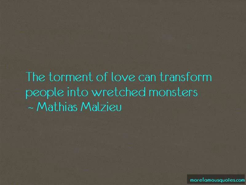Love Can Transform Quotes
