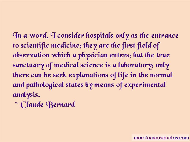 Medical Entrance Quotes