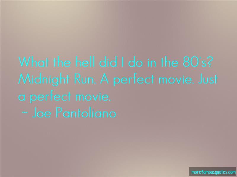 Midnight Run Movie Quotes