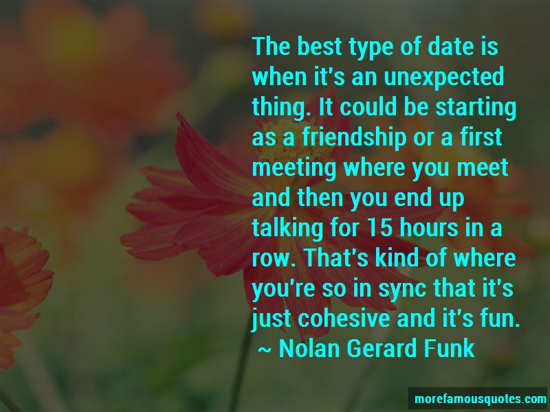 My Kind Of Date Quotes Pictures 2