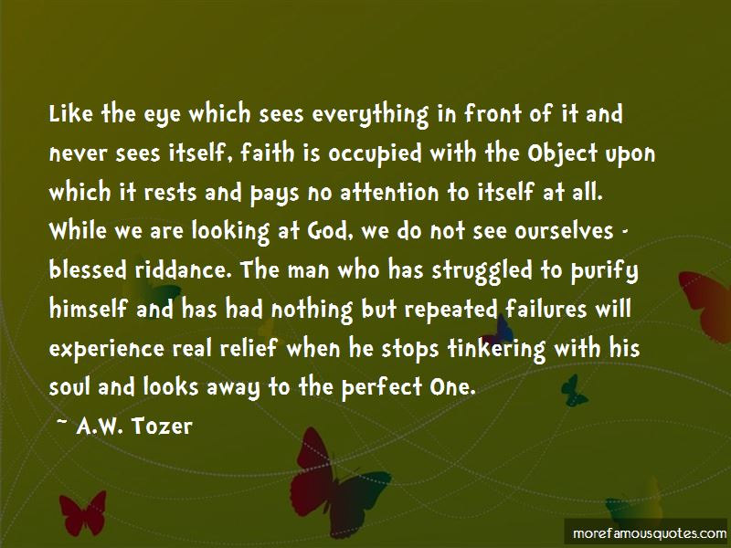 My Man Of God Quotes